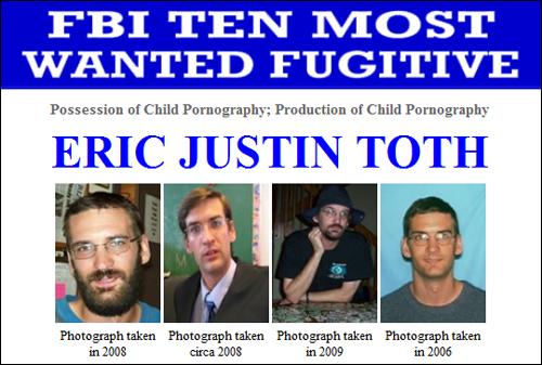 Nella lista nera dell'Fbi, bin Laden rimpiazzato da pedofilo