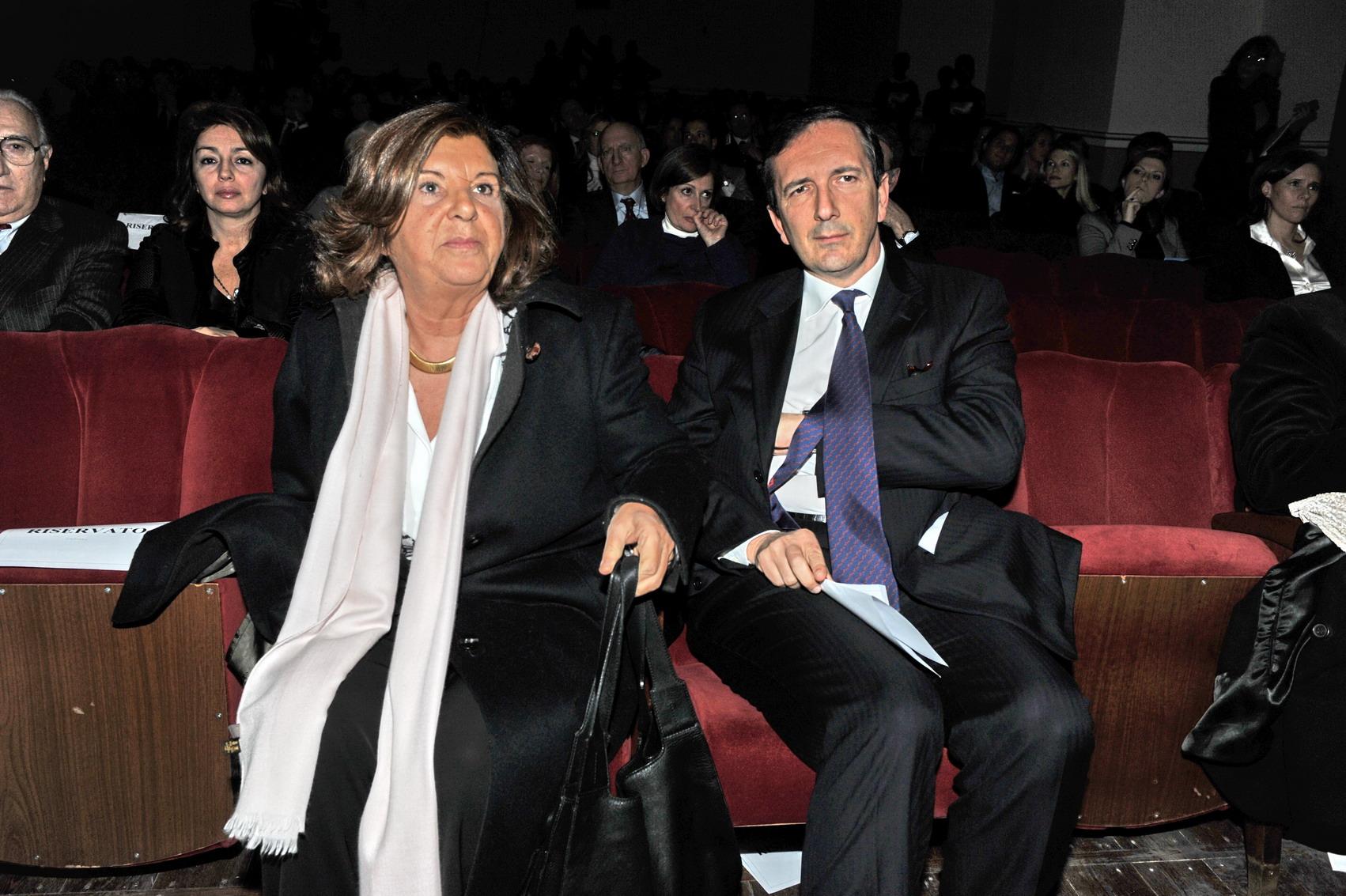 Paola Severino e Luigi Gubitosi
