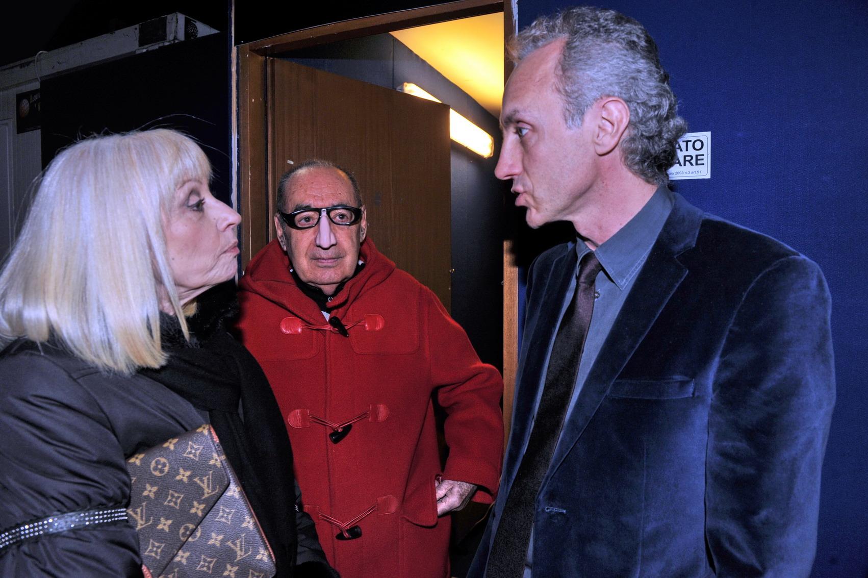 Raffaella Carrà, Gianni Boncompagni e Marco Travaglio