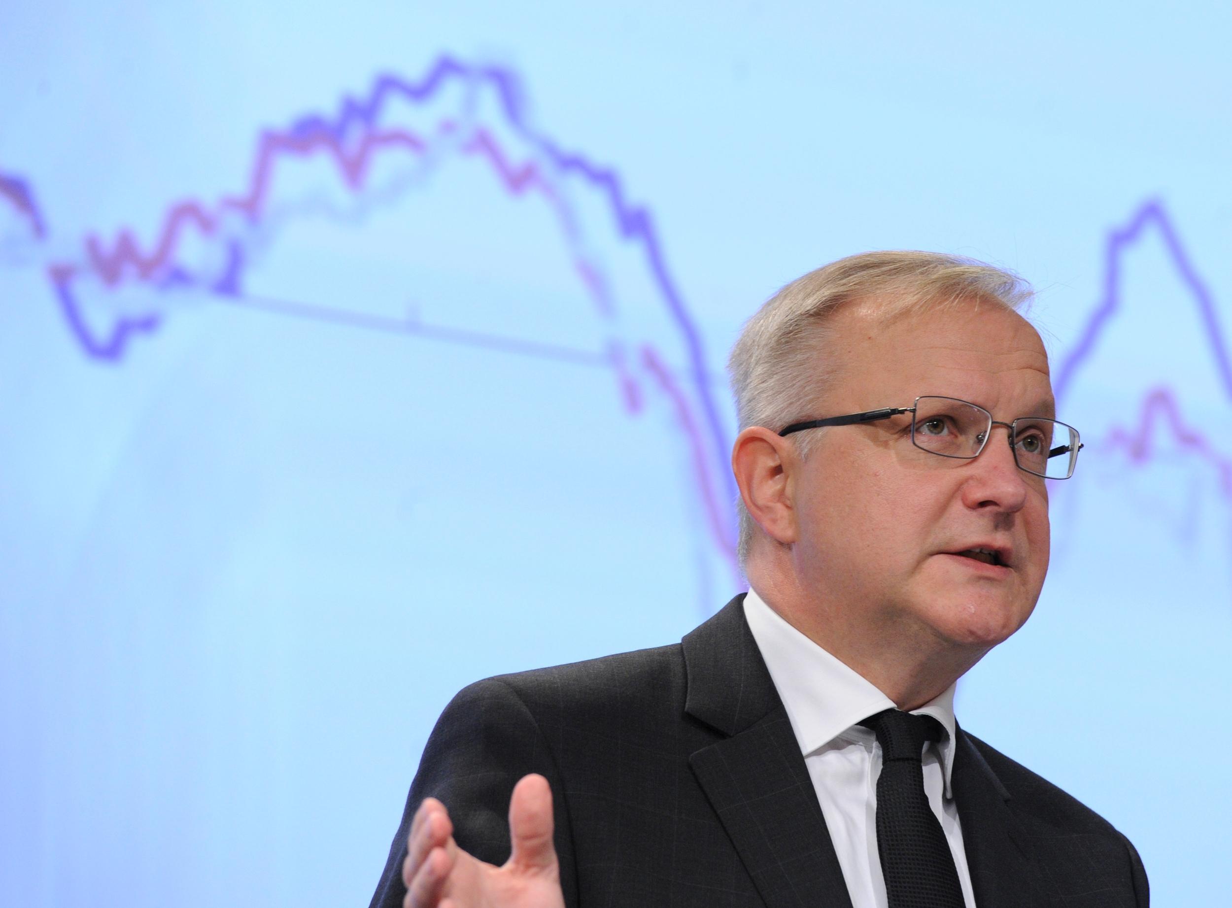 Le sbandate di Rehn non solo sulla Ferrari