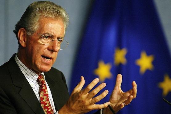 Per l'Europa Monti è morto. Le Monde scarica il premier