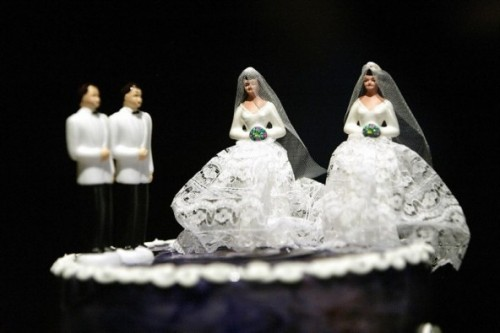 Lo sapete che in California hanno abolito moglie e marito?