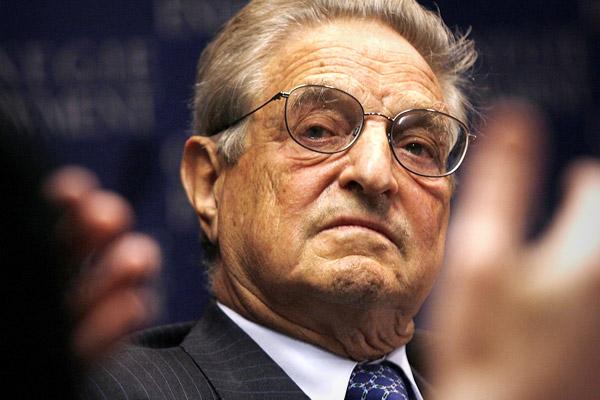 George Soros tra Enrico Letta e Lady Spread