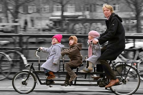 Ecco le 10 migliori città per andare in bicicletta