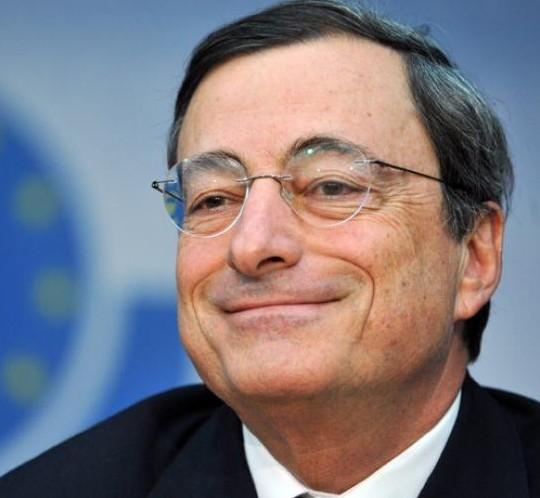 Perché le banche festeggiano per la mitragliatrice di Draghi