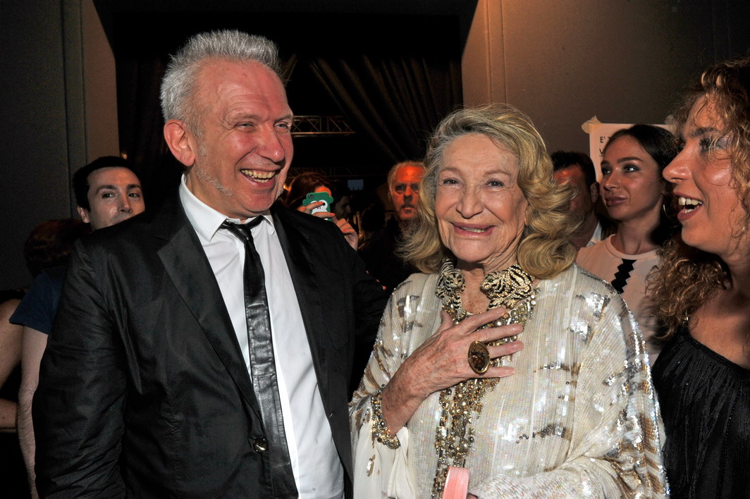 Jean Paul Gaultier, Marta Marzotto