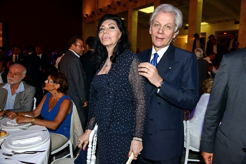 Paola e Valter Mainetti (2013)