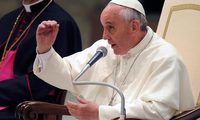 La frottola mediatica dell'apertura di Papa Francesco alle unioni gay