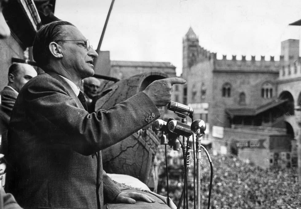 """I veri """"costruttori"""". 74 anni fa tornava in Italia la missione del Piano Marshall. Scrive Crolla"""