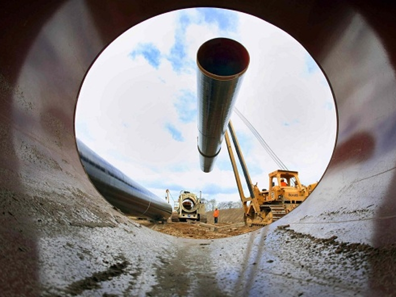 North Stream, gas