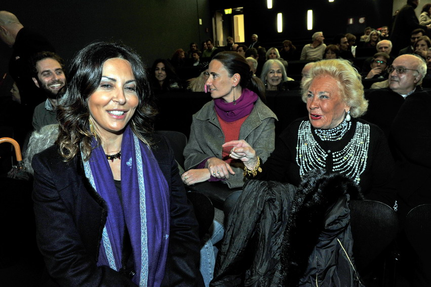Sabrina Ferilli e Assunta Almirante