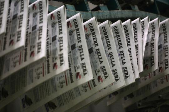 Nuovo Corriere della Sera, meglio tardi che mai…