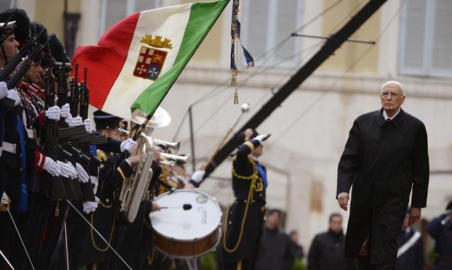 Perché dobbiamo stare con Giorgio Napolitano