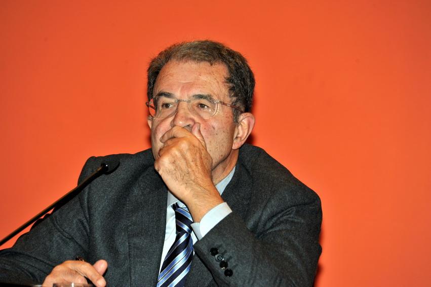 Romano Prodi battezza il vascello della Lista Alde alle Europee guidato da Boldrin, Tabacci e montiani doc