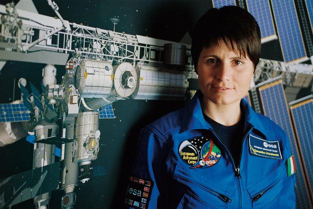 Vi racconto cosa farò nello spazio. Parla Samantha Cristoforetti