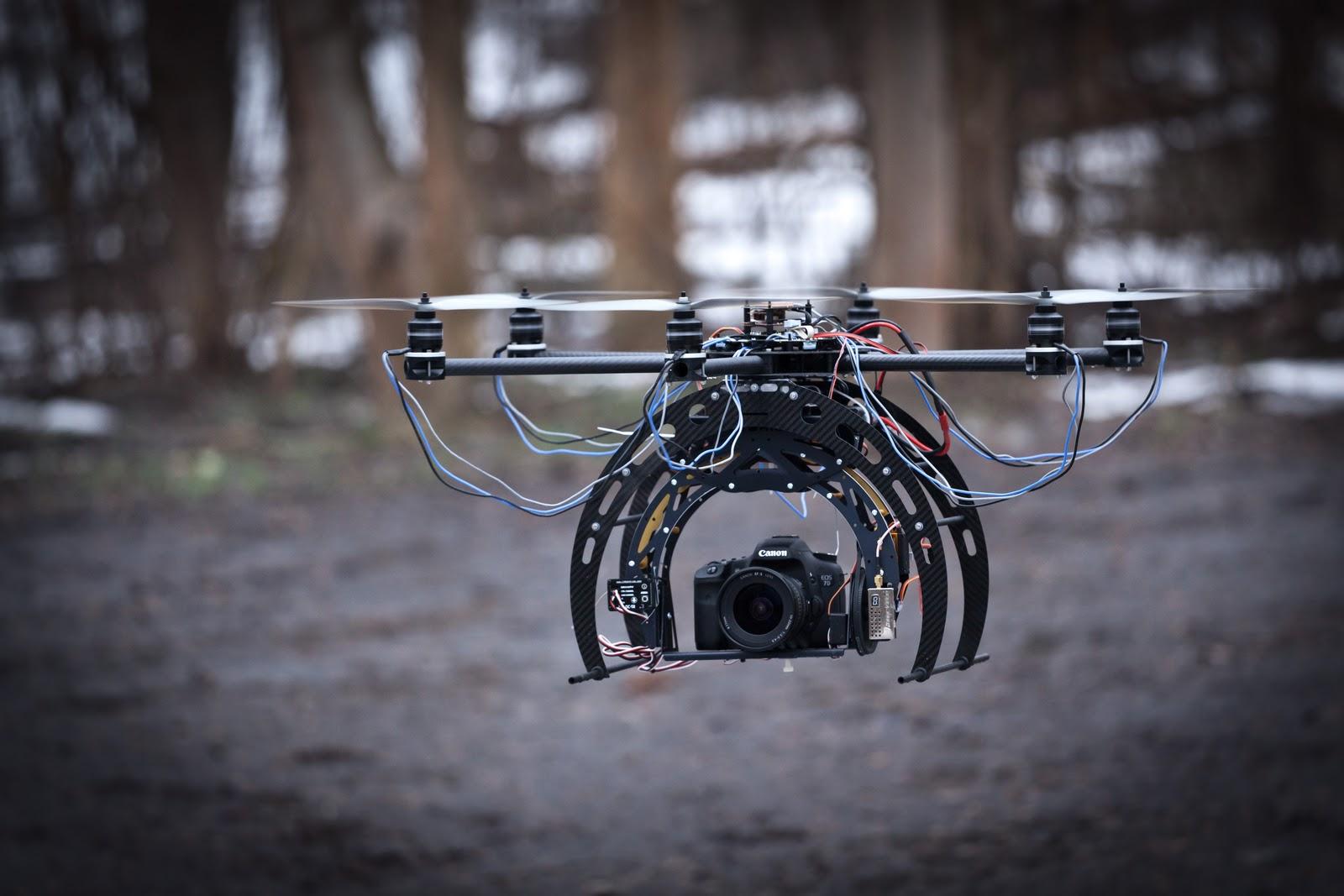 Dalla Terra dei fuochi ad Amazon fino all'Etna, ecco gli ultimi usi civili dei droni