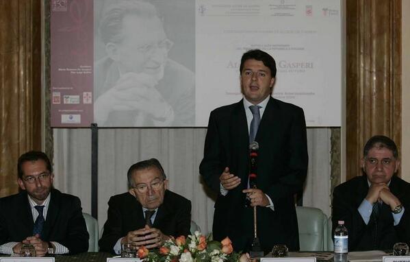Ecco la vera biografia di Matteo Renzi