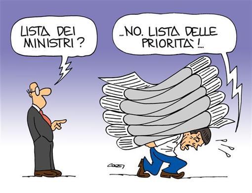 Il paradosso di Renzi in Senato