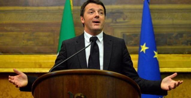 Il Corriere della Sera e i giornali di carta sballottati da Matteo Renzi