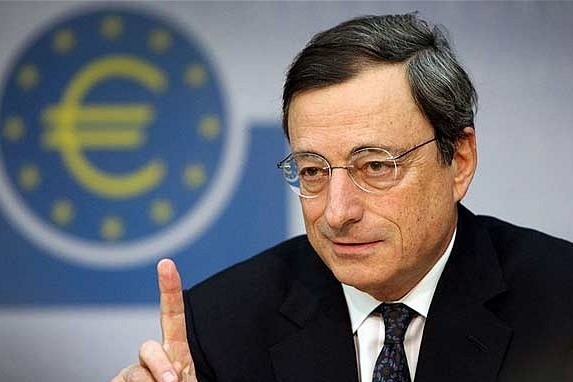Draghi, Bce, vigilanza