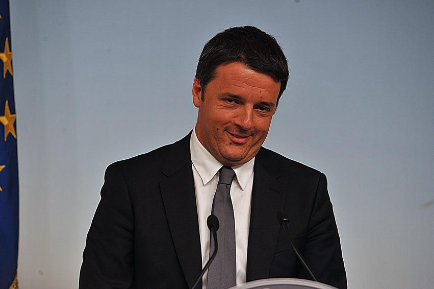 Renzi squassa Movimento 5 Stelle e centrodestra (già spappolato)