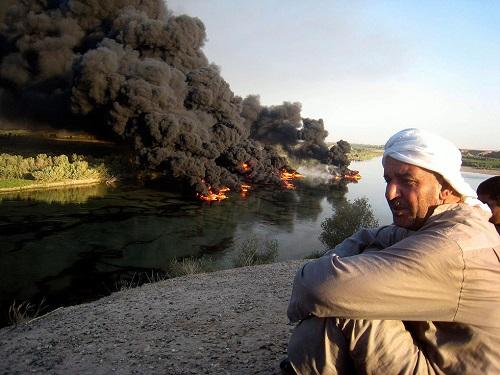 La guerra dell'acqua in Medio Oriente