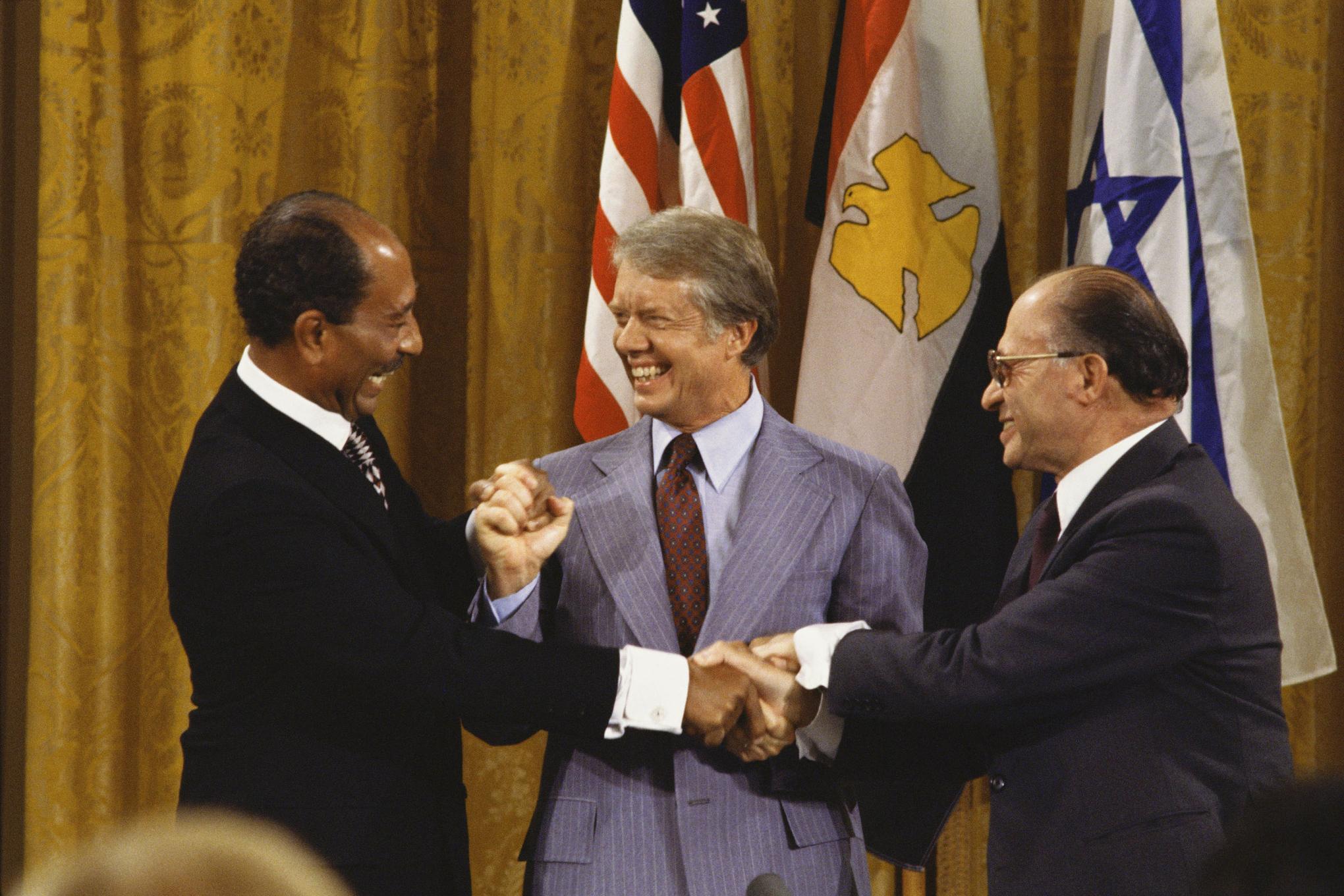 """Perché gli Stati Uniti sono """"amici"""" di Israele"""