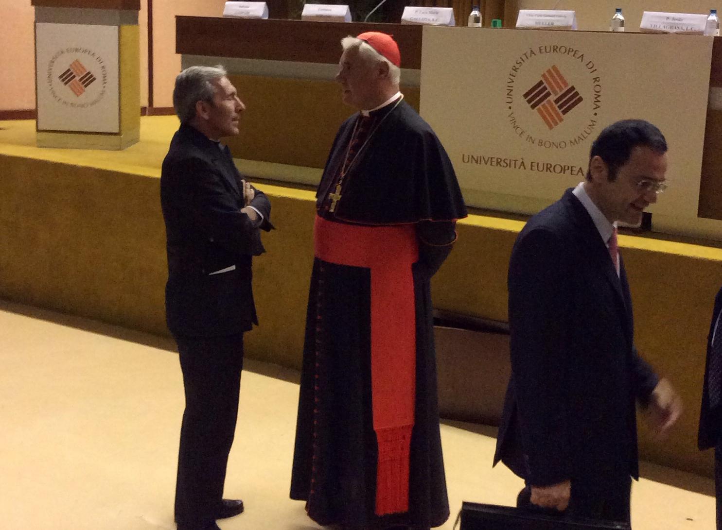 Io, il Sinodo e Papa Francesco. Parla il cardinale Muller