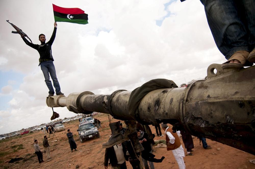 La guerra in Libia, i diritti e i doveri dell'Italia