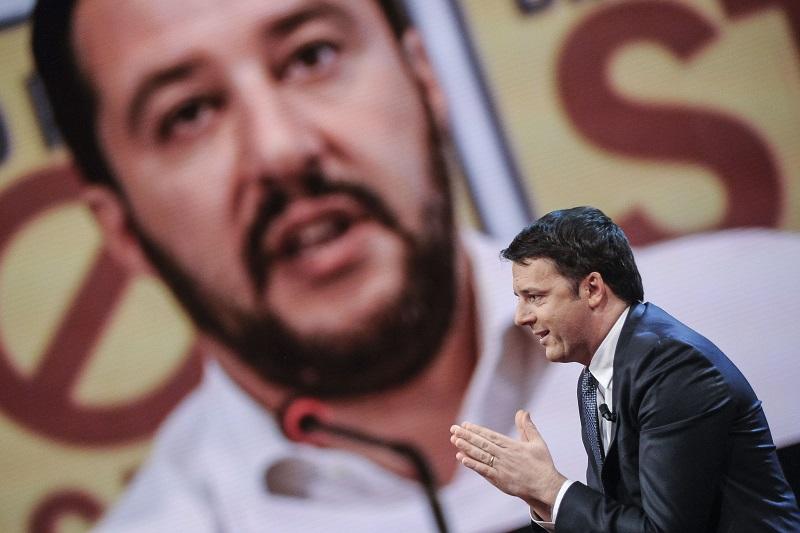 Ecco cosa hanno in comune Renzi e Salvini
