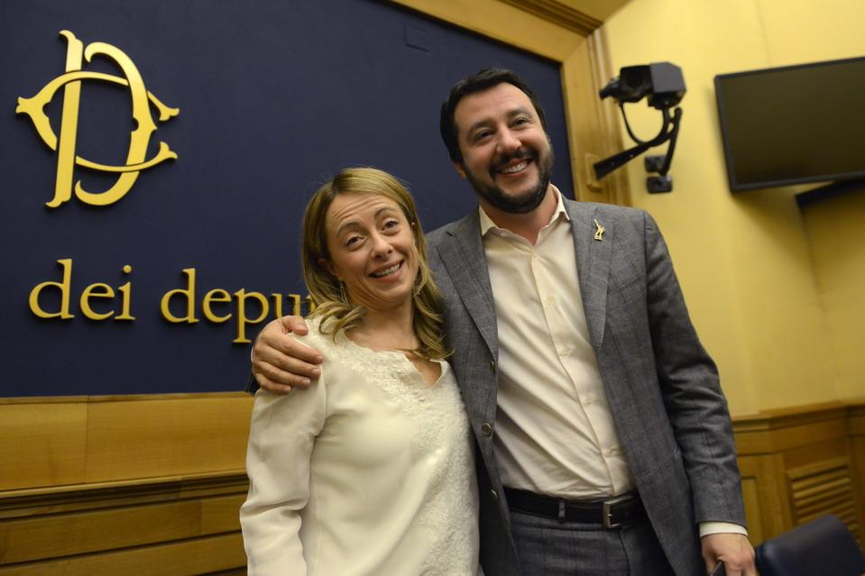 Ecco chi è salito sul Carroccio di Salvini