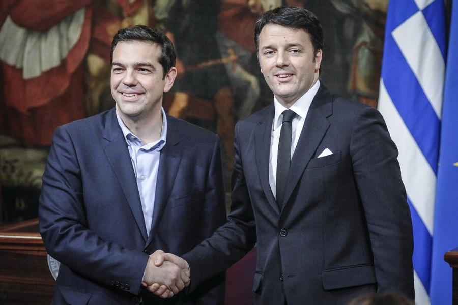 Renzi, Tsipras e il gioco del pollo