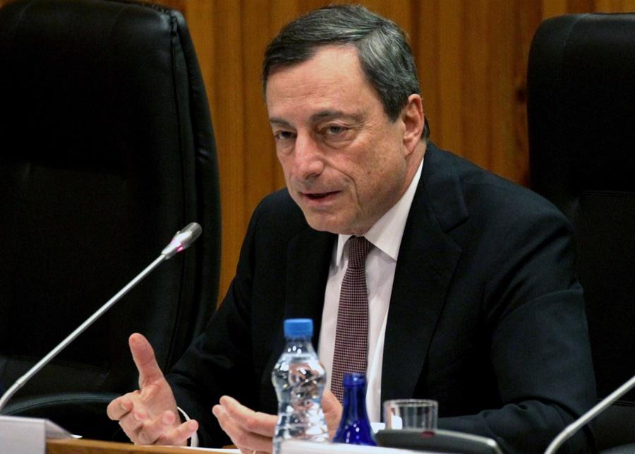 Grecia, come si arrovella Mario Draghi