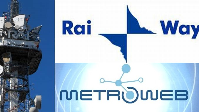 Telecom, tutti i piani di Rai Way e Metroweb sulla banda larga