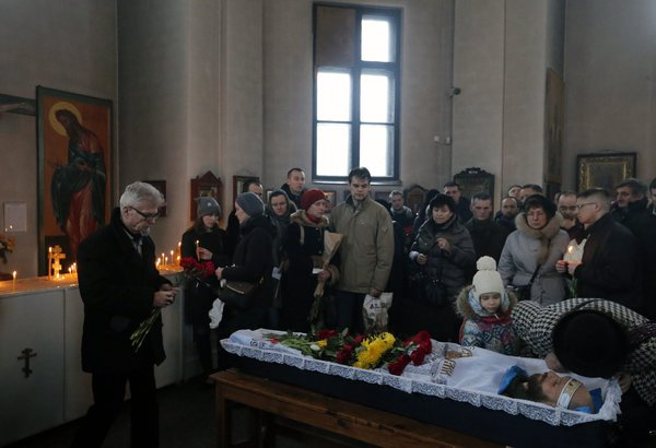 Ucraina, guerra col crowdfunding
