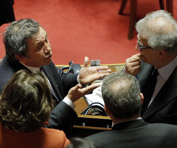 Il caso Azzolini e il PD. Due considerazioni critiche