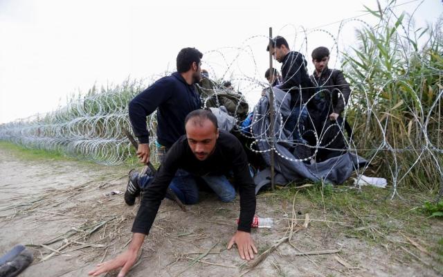 migranti confini