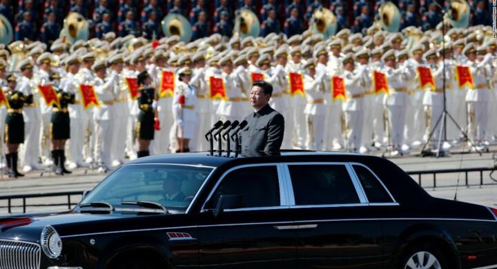 Cina, ecco progetti e attivismo delle forze armate