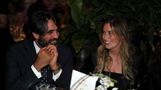 Francesco Bonifazi e Maria Elena Boschi