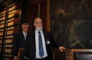 Mauro Moretti e Isaac Ben-Israel