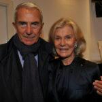 Carlo Rossella e Marina Cicogna