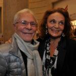 Dino Trappetti e Diane von Furstenberg