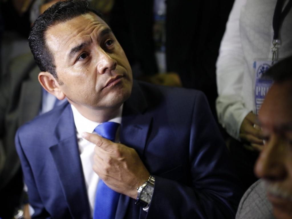 Jimmy Morales, idee e curiosità sul presidente del Guatemala