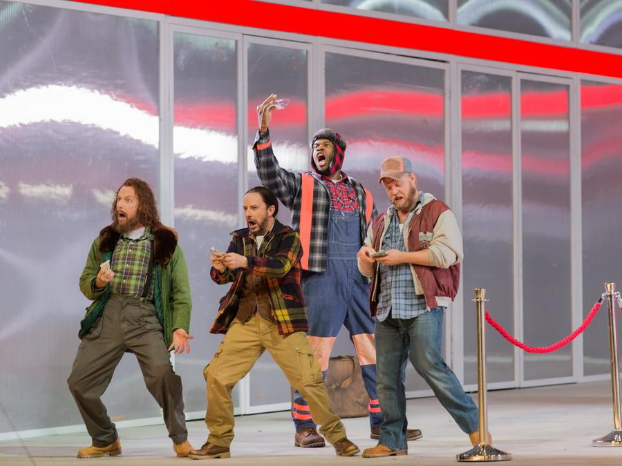Il Teatro dell'Opera rinnova il sodalizio tra Weill e Brecht