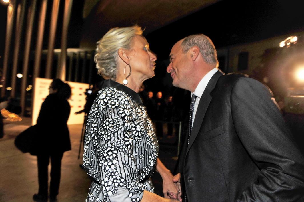 Giovanna Melandri e Nicola Zingaretti