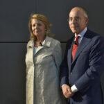 Francesco Starace e Patrizia Grieco
