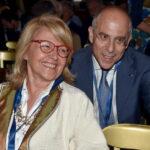 Patrizia Grieco e Francesco Starace