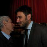 Stefano Rodotà e Alessandro Di Battista