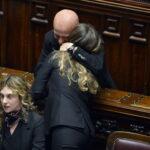 Marianna Madia, Marco Minniti e Maria Elena Boschi