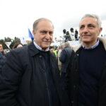 Lorenzo Cesa e Gaetano Quagliariello